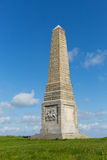 Yarborough Monument Isle of Wight on Culver Down Stock Photo