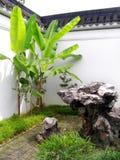 yard chinois de type de cour photos stock