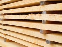 Yard de bois de charpente photographie stock