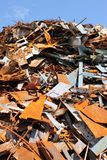 Yard de chute Image libre de droits