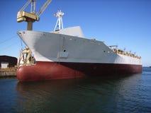 Yard de dock Photo libre de droits
