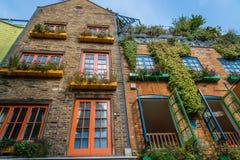Yard de Neals, jardin de Covent Londres Photo stock