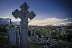 Yard grave britannique Photos stock