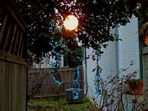 Yard Lights Stock Images
