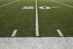 yard-ligne 20 Images stock