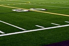 50 Yard Line stock image