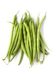 Yard long bean Royalty Free Stock Photography