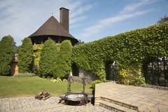 Free Yard Of Smolenice Castle Stock Photos - 21114583