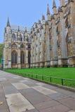 Yarda de la abadía de Westminster, Londres, Imagenes de archivo