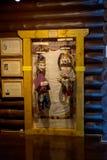 Yarda rusa compleja del museo Imagenes de archivo