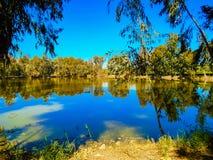 Yardenit a Jordan River in Israele immagini stock libere da diritti