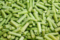 Yardlong bean Stock Images