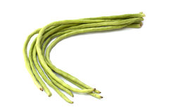 Yardlong bean  Royalty Free Stock Photos