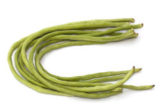 Yardlong bean  Royalty Free Stock Image