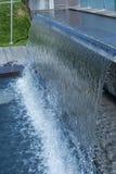 Yards Park Wasserfall- lizenzfreie stockfotografie