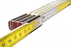 Yardstick Royalty Free Stock Image
