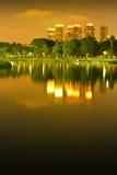 yarkon реки золота Стоковые Фотографии RF
