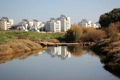 Yarkon river Royalty Free Stock Photography