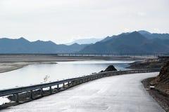 Yarlung Zangbu River Stock Image