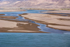 Yarlung Zangbu River Stock Photography
