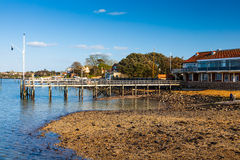 Yarmouth on the Isle Of Wight England Royalty Free Stock Photo