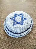 Jewish Yarmulke Stock Photography