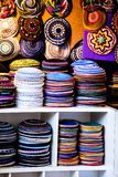Yarmulke - traditional Jewish headwear, Israel. Royalty Free Stock Image