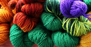 Yarn Stock Photos