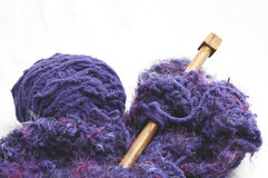 Yarn 2. Yarn view 2 Stock Photo