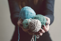 Free Yarn Stock Photography - 50637442