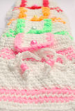 Yarn bag Stock Image