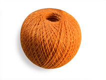 Yarn ball. Royalty Free Stock Images