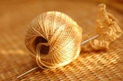 Yarn ball Royalty Free Stock Image