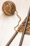 Yarn ball Stock Images