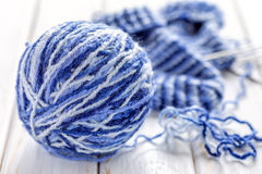 Yarn ball Royalty Free Stock Image