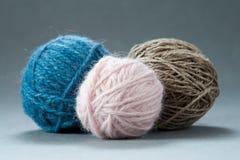 Yarn Balls III Stock Image