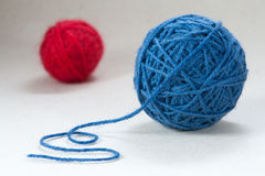 Yarn Balls IV Stock Images