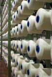 Yarn Bobbins Stock Image