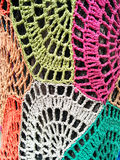 Yarn bombing Royalty Free Stock Photography