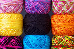 Yarn Coils Royalty Free Stock Photography