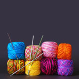 Yarn Coils Royalty Free Stock Images