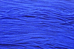 Yarn detail background Stock Photography