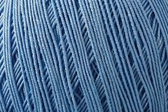 Yarn for handwork and knitting. The thread is photographed close-up Stock Photo