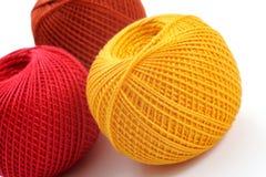Yarn for knitting Royalty Free Stock Image