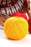 Yarn for knitting Stock Photography