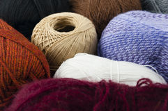 Yarn for knitting Stock Image