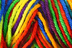 Yarn Macro Stock Photography