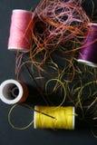 Yarn needle Stock Image