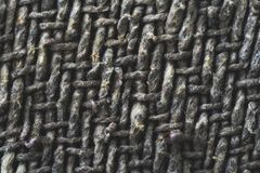 Yarn Textile Details Texture Background royalty free stock images