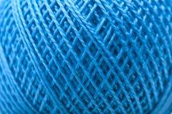 Yarn thread background Royalty Free Stock Photos